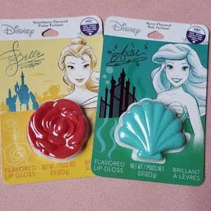 Disney lip glosses